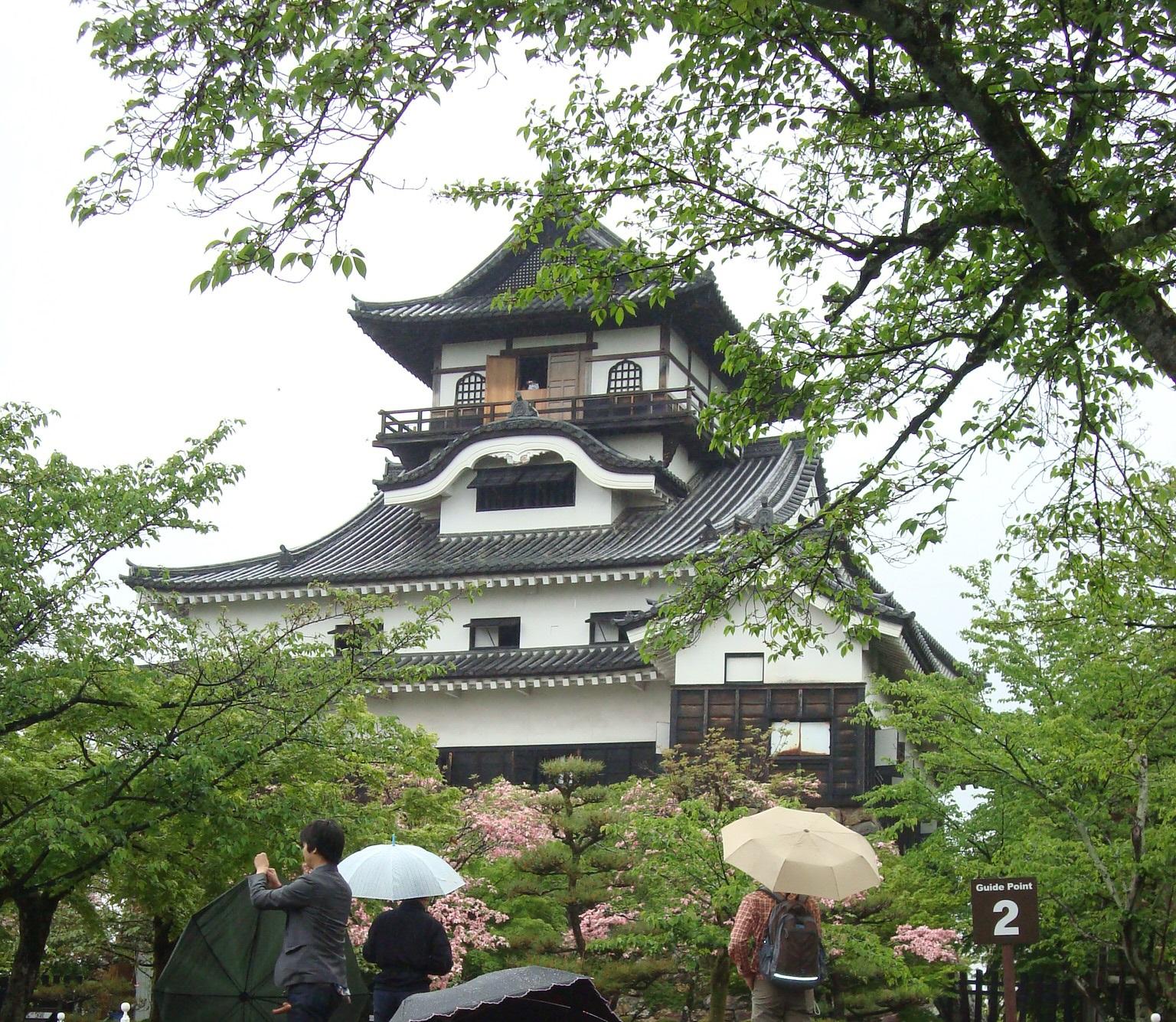 犬山城:三度の落城を経験した国宝天守犬山城 【お城特集 日本の歴史】