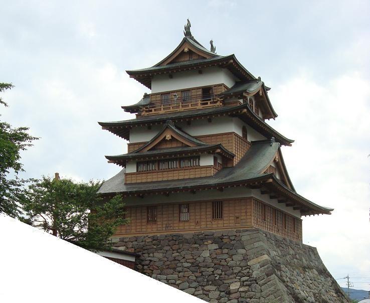 高島城:日根野高吉から諏訪頼水へ諏訪氏代々の美しい名城 高島城【お城特集 日本の歴史】