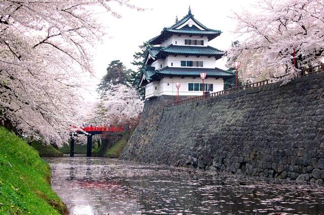 弘前城:南部信直からの独立大名津軽為信の城 桜で有名な弘前城【お城特集 日本の歴史】