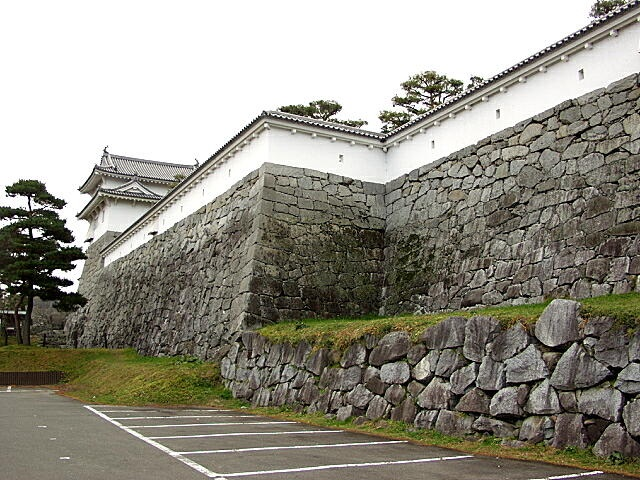 二本松城:幕末時は二本松少年隊の悲劇を生んだ丹羽氏の居城 二本松城【お城特集 日本の歴史】