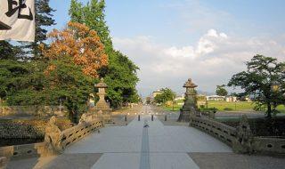 米沢城:伊達政宗が誕生した城で関ヶ原の戦い後は直江兼続の居城となった米沢城【お城特集 日本の歴史】