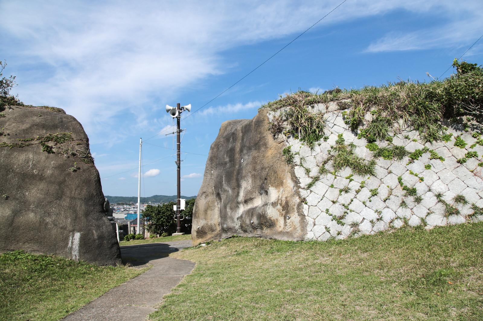 小浜城(安房):万喜城の支城として土岐頼定が築かせた安房小浜城【お城特集 日本の歴史】