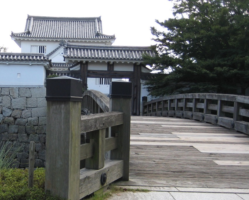 水口城/アクセス・場所・地図 将軍徳川家光の定宿として築城された水口城 【日本の歴史 お城特集】