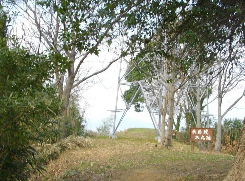 来島城:能島村上水軍の分家で来島通直・来島通総の島城 来島城【お城特集 日本の歴史】