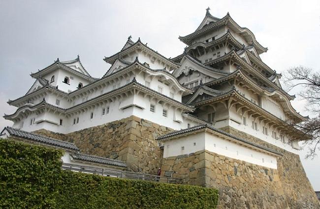 姫路城(1/500)日本の名城プラモデル スタンダード版