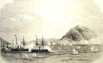 戊辰戦争(明治維新)で活躍した幕末の軍艦全140艦