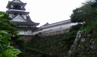 高知城:山内一豊が関ヶ原の戦いの戦功により得た土佐24万石の高知城 【お城特集 日本の歴史】