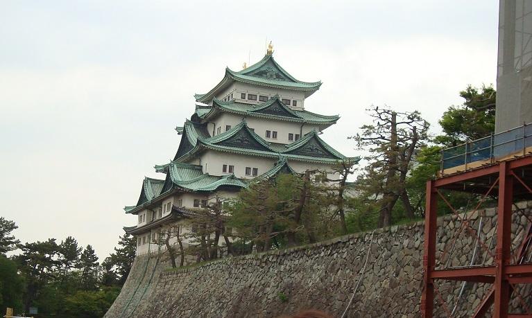 那古野城:織田信長が初めて城主となった城 【お城特集 日本の歴史】