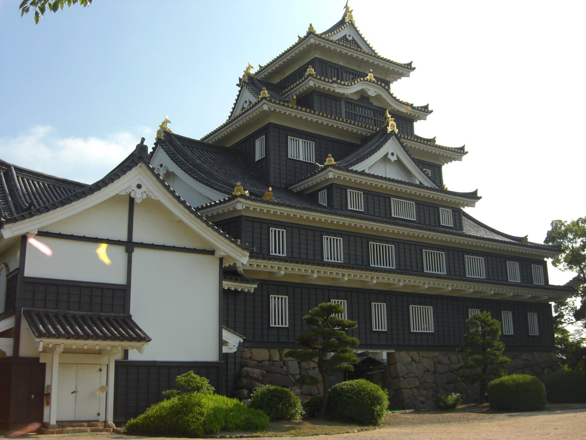 岡山城:乱世の梟雄 宇喜多直家の居城 【お城特集 日本の歴史】