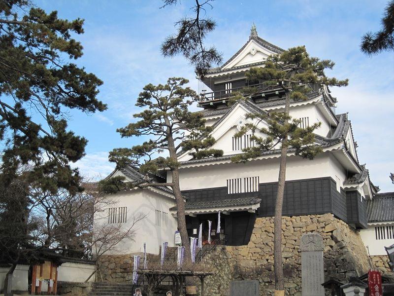 岡崎城:松平家(徳川家)代々の由緒あるお城 【お城特集 日本の歴史】