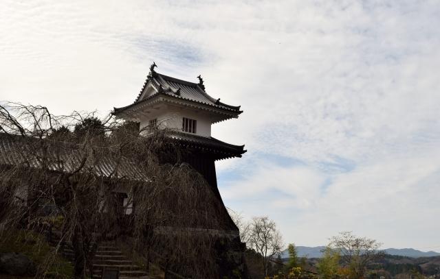 岩村城:全国一標高の高い山城 日本三大山城 遠山景任の岩村城【お城特集 日本の歴史】