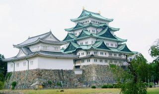 豊臣秀頼への抑えとして天下普請により築城 御三家徳川義直の名古屋城