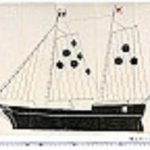 金花丸【姫路藩 スクーナー船 幕末軍艦】