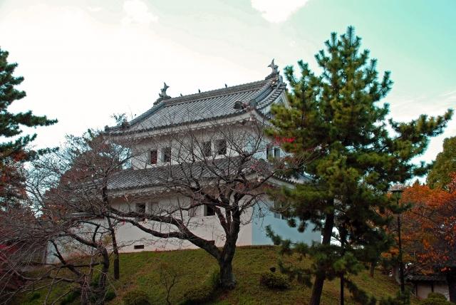 土浦城/アクセス・場所・地図 小田城の落城後は小田氏治が本城としていた土浦城【お城特集 日本の歴史】