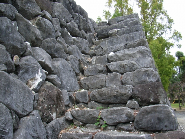 八代城/アクセス・場所・地図 戦国大名相良義滋の居城の一つでその後島津氏に降った八代城【お城特集 日本の歴史】