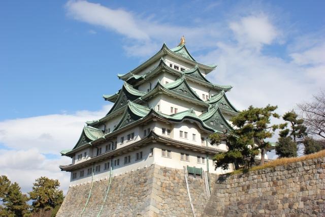 名古屋城(1/350)日本の名城プラモデル スタンダード版